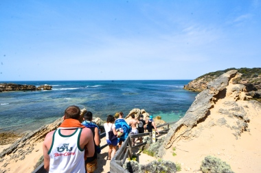 Sorrento Back Beach
