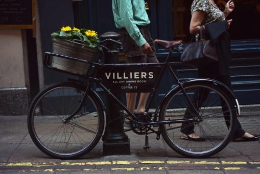 Villier Street, London, UK